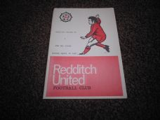 Redditch United v West Bromwich Albion All Stars, 1980/81 [Fr]
